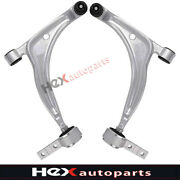2pc Front Lower Control Arms Ball Joint For 2002-2006 Nissan Altima 2.5l 3.5l