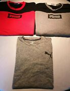 Brand Shirts Lot 3 Xl Long Sleeves And Xxl T-shirt Used