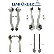 Front Lower And Upper Control Arms With Inner And Outer Tie Rod Ends For Mercedes