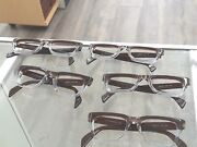 5 Pair Vintage Nalco 44 Eyeglasses Colin Firth A Single Man Michael Caine.