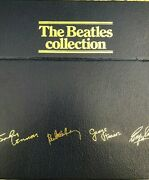 The Beatles Blue Box Bc13 Super Rare No Renting On Labels 1984 Edition