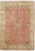 Rra 10x14 9and0397x14and039 Rose Pink Peking Design Japanese Rug 28723