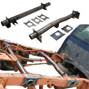 Rear Tank Support And Rear Shock Mount Crossmember For 99-06 Chevy Silverado/gmc