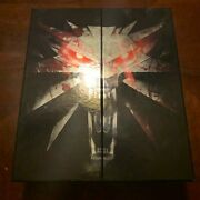 Witcher 3 Wild Hunt Collectorand039s Edition Sony Playstation 4 / Ps4 Box Only