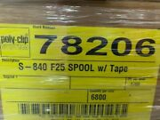 Poly-clip 840 F25 Spooled Clips