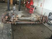 2015 Ford F250sd Pickup Front Axle Assembly Srw, 3.55 Ratio 13 14 15 16