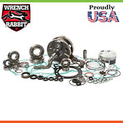 Wrench Rabbit Complete Engine Rebuild Kit For Yamaha Yz250f 03-04