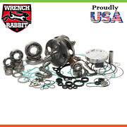 Wrench Rabbit Complete Engine Rebuild Kit For Yamaha Wr450f 2004-06