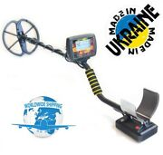 Metal Detector Fortune Pro-2 Lcd Display With Depth Of Search Up To 2m.