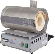 Thermolyne F21125 Type 21100 Benchtop Multi-position Tube Furnace Base As-is 2