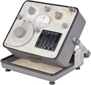 Gr General Radio 1656 Portable Benchtop Self-contained Impedance Bridge