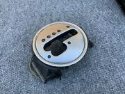 Bentley Continental Gt 04-10 Center Console Shift Knob Boot Shifter Cover Oem
