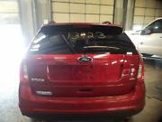 Ford Edge Lid/gate Privacy Tint Glass, Painted Spoiler, 12 13 14 Trunk