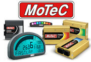 Motec L180 J1939 Can Support