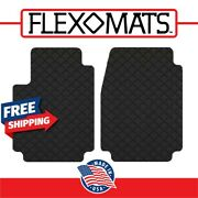 Flexomats All Weather Rubber Car Floor Mats For Chevy 2014-2019 Impala