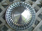 One 14 In Vintage International Pickup Truck Scout Hubcap Center Cap Wheel Cover