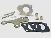 Obx Throttle Body Spacer W/power Ports Fit 96-99 Dodge Neon 2.0l L4