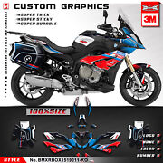 Kungfu Graphics Waterproof Sticker Kit For Bmw S1000xr S 1000 Xr 2015 To 2019