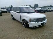 Automatic Transmission 5.0l With Supercharged Fits 10-12 Range Rover 1892356