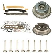 For Mercedes W203 C230 Timing Chain Kit Head Gasket Set And Camshaft Adjusters Kit