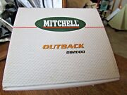 Mitchell Outback Ob2000 Spinning Reel Nibspare Spool And Partsmanual