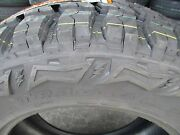 4 New 35x12.50r17 Inch Thunderer Mud M/t Tires 35125017 35 1250 17 12.50 R17 Mt