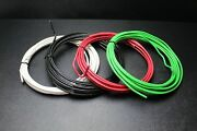 8 Gauge Thhn Wire Stranded 4 Colors 100 Ft Each Red Black Green White Thwn 600v
