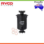 New Ryco Fuel Filter For Mitsubishi Diamante F15a 2.5l V6 Part Number-z440