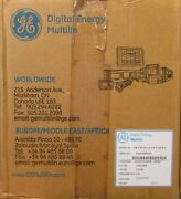 Ge General Electric 339 E P5 65 L E S Multilin 339 Motor Protection System 24-48