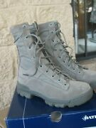 Boots Bates Military Sage Green In Color  Size 5 Usa / 38 Eur