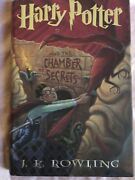 Rare Spelling Error Harry Potter And The Chamber Of Secrets Like New