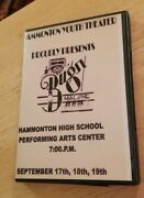 Hammonton Youth Theater High School New Jersey Bugsy Malone Dvd Performing Arts