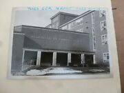Vintage Glossy Press Photo-mass Bay Community College Wellesley Ma 2/1983