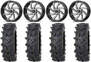 Msa Mach Switch 20 Wheels 36 Outback Maxand039d Tires Can-am Renegade Outlander