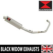 Cb 125 R Neo Sports Cafe 18-20 Hl Full Exhaust System And Oval Silencer 400ss