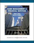 Bank Management And Financial Services 9e By Peter S. Rose International Edition
