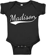 Madison City Pride Wisconsin City Of Four Lakes Madtown Mad City Infant Bodysuit