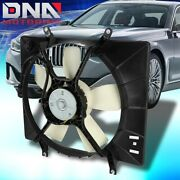 For 1998-2004 Isuzu Rodeo Amigo Mt Factory Style Radiator Cooling Fan Assembly