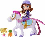 Disney Sofia The First Flying Magic Princess Sofia And Minimus Doll Ages 3+ Toy