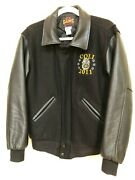 Teamsters Coli 2011 Leather Jacket - Size S - Rare