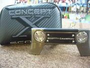 Rare Limited Model With Head Cover Titleist Scotty Cameron