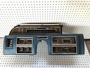 1976 Lincoln Continental Towncar Dash Cluster Gages Odometer