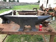 534 Lbs Excellent Xl French Pig Anvil