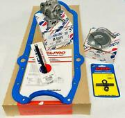 Chevy Gm 305 5.0 350 5.7 383 400 Melling Stock M-55 Oil Pump+gasket+shaft+pickup