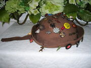 Brownie Jughead Hat With Cracker Jack Charms