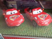 Disney Pixar Cars Mattel Us Toys R Us Limited Jay And Mia And Tier Figure Toy