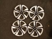 Brand New Set 2016 16 2017 17 2018 18 Civic 16 Hubcaps Wheel Covers 55099