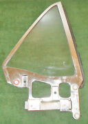 1964 1/2 1965 1966 Ford Mustang Coupe Gt Orig Ps Rh Clear Quarter Side Window