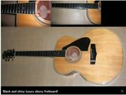 1980and039s Yamaha Cj-7 Luxury Model Vintage Acoustic Guitar Limited Made In Japan