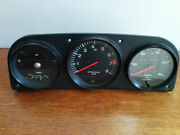 Late 70s Early 80s Porsche Instrument Cluster